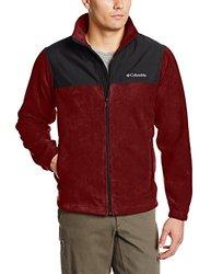 Columbia Men's Steens Mountain Tech II Jacket - Red Element - Size: 2XL