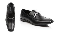 Kenneth Cole Men's Twist N Shout Dress Shoes - Black - Size: 9.5M