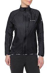 VAUDE Women's Drop III Jacket, Black, 42