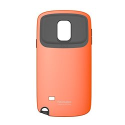 iFace Carrying Case for Samsung Galaxy Note 4 - Retail Packaging - Orange