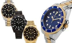 Rousseau Cantoni Men's Watch - 9435 - 62628106