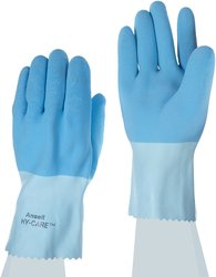 Ansell Hy-Care 62-400 Latex Glove - Large - Size: 12