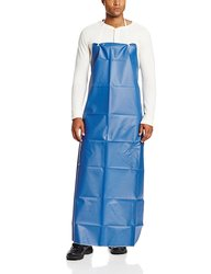 Ansell CPP Supported Lightweight with Durable Nylon Backing Apron - Blue