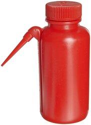 Nalgene Unitary Safety Wash Bottle - Red - Size: 250mL