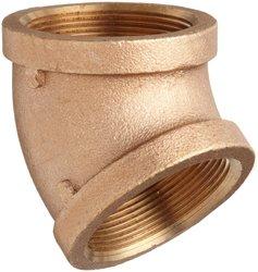 "Merit Brass Lead Free Brass Pipe Fitting - Size: 3"""