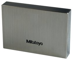 Mitutoyo Steel Rectangular Gage Block - 0.4 mm