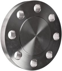 """Merit Brass Stainless Steel Pipe Fitting - Blind - Size: 3"""""""