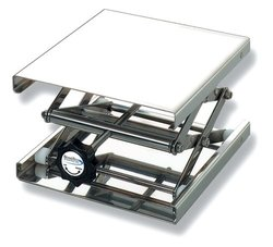 Brandtech Stainless Steel Plate Size Laboratory Support Jack