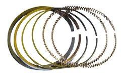 ProX 02.4180.025 Automotive Chrome Plated Piston Ring Set