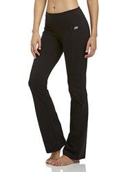 Women's Slimming Pants: Black/xs