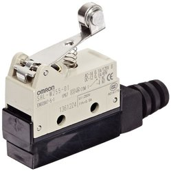 Omron SHL-W255-01 Subminiature Enclosed Switch High Sealing Micro Voltage