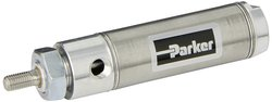 Parker Hannifin Stainless Steel Round Body Air Cylinder