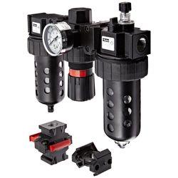 Parker 16B22A18A2BCJ 2-125 Psig Pressure Range Filter/Regulator/Lubricator