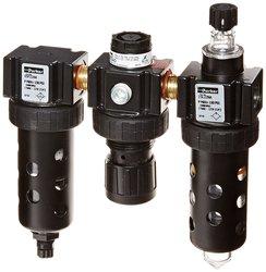 Parker 15A22A13A2NE 2-125 Psig Pressure Range Filter/Regulator/Lubricator
