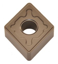 """Knight Carbide 3/4"""" Double-Sided Chipbreaker Turning Insert - Pack of 10"""