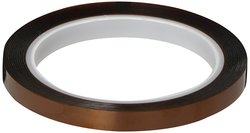 Maxi 835 Electrical Grade Polyamide Film Tape w/ 1.5 mil Adhesive - Amber