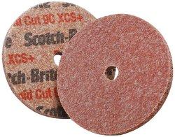 Scotch-Brite Ceramic Aluminum Oxide Rapid Cut Unitized Wheel