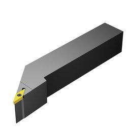 Sandvik Coromant 80mm L x 16mm W Steel External Turning Insert Holder