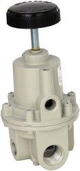 """Marsh Bellofram 960-164-000 3-200 PSI 1/2"""" NPT Flow Air Pressure Regulator"""