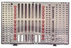 Hu-Friedy Signature Series Double-Decker Dental 20-Instrument Cassette