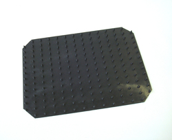 """Benchmark Scientific 10.5"""" x 7.5"""" Small Stacking Platform Dimpled Mat"""