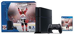 Playstation 4 500GB Console +  NHL 16 Bundle