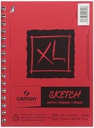 "XL Sketch Pad, 5.5""x8.5"" Fold Over"