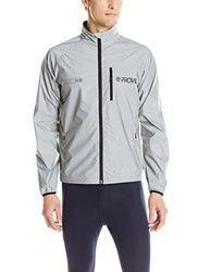 Proviz Reflect360 Men's Running Jacket, Fully Reflective - Size: XS
