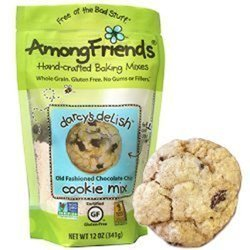 Among Friends Darcy's Delish Old Fashioned Chocolate Chip Cookie Mix