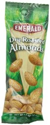 Emerald Dry Roasted Almonds 12 Pack - 15 Oz