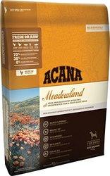 Acana Regionals Meadowland for Dogs - 72 Oz
