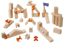 Haba Technics blocks- Basic Pack Statics