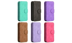 Walvo Design Wallet Case for iPhone 7 and 7 Plus - Teal
