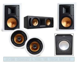 Klipsch In-Wall Speaker System (R-5800-WII)