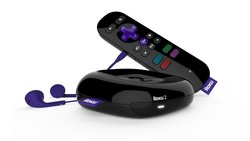 Roku 2 Digital HD Video Streaming Player - Black (2720R)