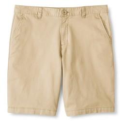 Cherokee Boys' Juniors' Chino Shorts - Pita Bread - Size: 5