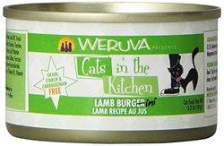 Weruva Lamb Burgini Lamb Cat Recipe