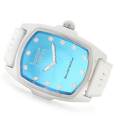 Invicta Women's Lupah Sport Special Edition Quartz Watch - White/Blue