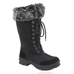 Comfy Moda Century Women's Winter Boots: Black/size 11