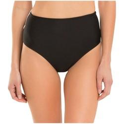 Shade & Shore Women's Open Back Waist Bottom Pack of 12 - Black - Size: 8