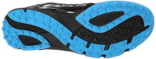 adidas Men's Climacool Spikeless Golf Shoes - Black/Cyan - Size ...