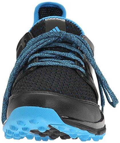6d5b548e7407ed adidas Men s Climacool Spikeless Golf Shoes - Black Cyan - Size  ...