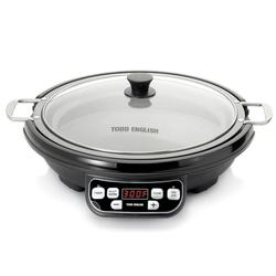Todd English 1800W Multi Purpose Induction Cooker - Black