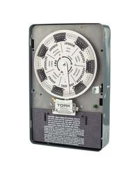 Tork 7-Day 4PST Mechanical Time Switch (W402B)