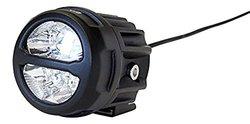 "6K LED 20W CREE 3"" Round LED Light Driving Work Light Truck Tacoma Tundra Ram F150 F250 Raptor Rhino ATV UTV Quads Side by Side RZR XP1000 RZR 900"