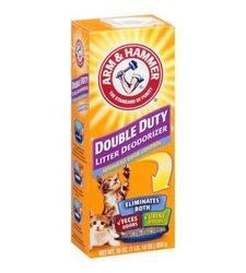 Arm & Hammer Double Duty Cat Litter Deodorizer - 30 oz