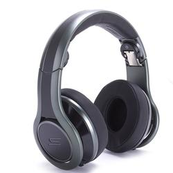 SMS Audio STREET by 50 Cent Wired DJ Headphones - Grey