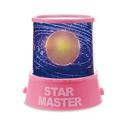 Star Master Night Light Projector: Universe/Pink