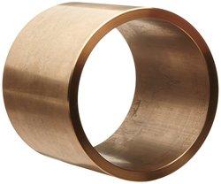 """Bunting Bearings Sleeve Plain Bearings - 1/2""""x5/8""""x1/2"""""""