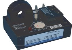 CR Magnetics Ground Fault Sensor Relay with Optoisolated Triac - 24 VDC